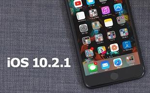 Apple phát hành iOS 10.2.1 để vá lỗi và nâng cấp bảo mật