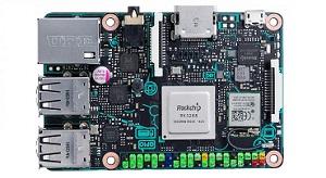 Asus Tinker Board: Đối thủ nặng ký của Raspberry Pi, có thể phát video 4K