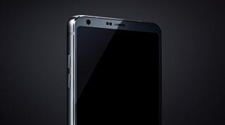 LG G6 lần đầu lộ ảnh, viền trên màn hình rất mảnh