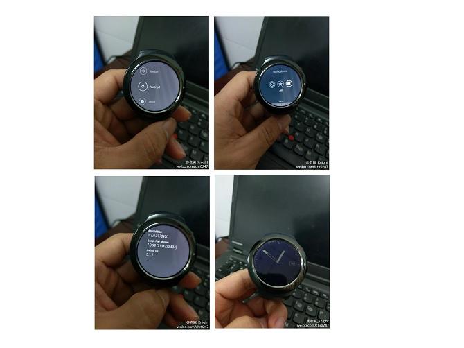 Lộ diện những hình ảnh mới nhất về smartwatch hợp tác giữa HTC và Under Armour