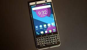 BlackBerry Mercury ra mắt ngày 25/02