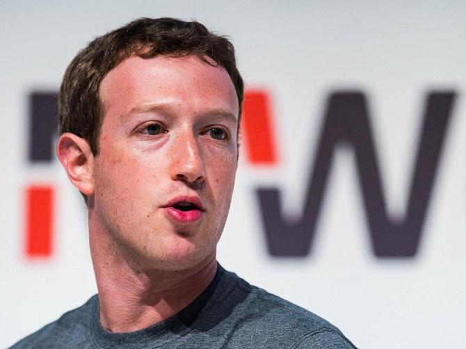 Mark Zuckerberg phủ nhận khả năng chạy đua vào Nhà Trắng'