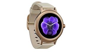 Lộ ảnh LG Watch Style màu vàng hồng