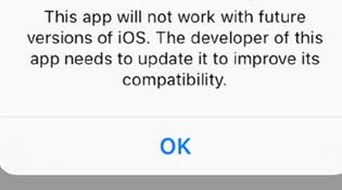 iOS 10.3 beta là dấu hiệu Apple sẽ loại bỏ ứng dụng 32-bit trong iOS 11?