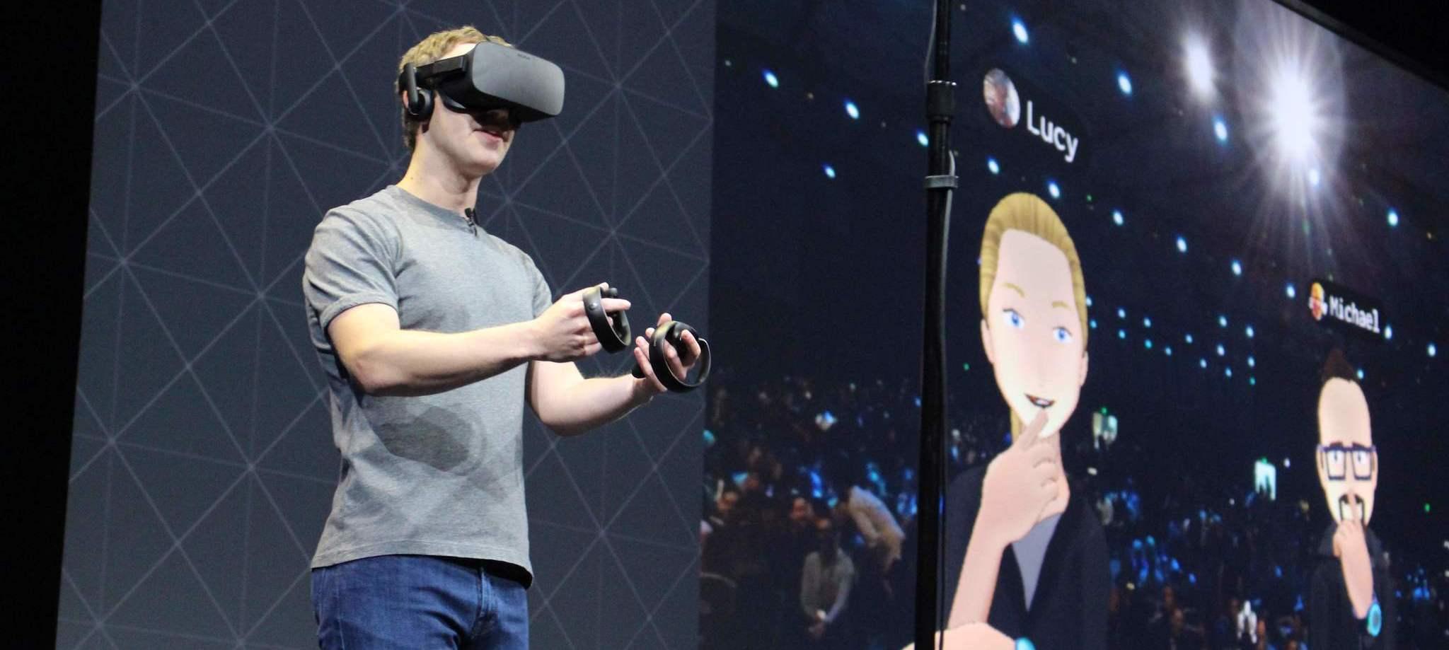 Facebook bị tuyên phạt nửa tỷ USD vì Oculus đánh cắp công nghệ phát triển kính VR