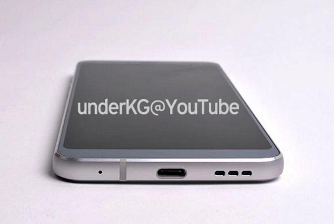 Rò rỉ ảnh LG G6 nhìn từ nhiều góc độ