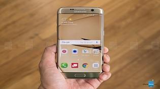 Galaxy S7 edge ở một số khu vực chưa được cập nhật Android 7.0