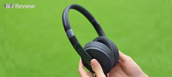 Tặng nhanh trong 24 giờ tai nghe trùm tai Sennheiser HD 4.20s