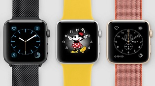 Apple âm thầm chiếm một nửa doanh số smartwatch trong năm 2016