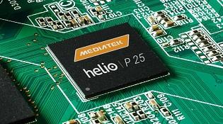 MediaTek giới thiệu Helio P25, chip tầm trung hỗ trợ máy ảnh kép
