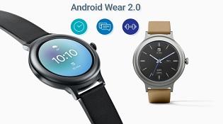 Google chính thức giới thiệu Android Wear 2.0