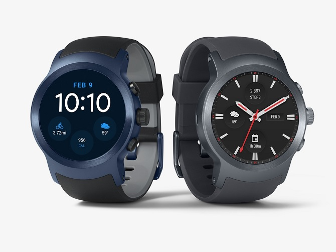 LG Watch Style và Sport: những chiếc smartwatch Android Wear 2.0 đầu tiên chính thức trình làng