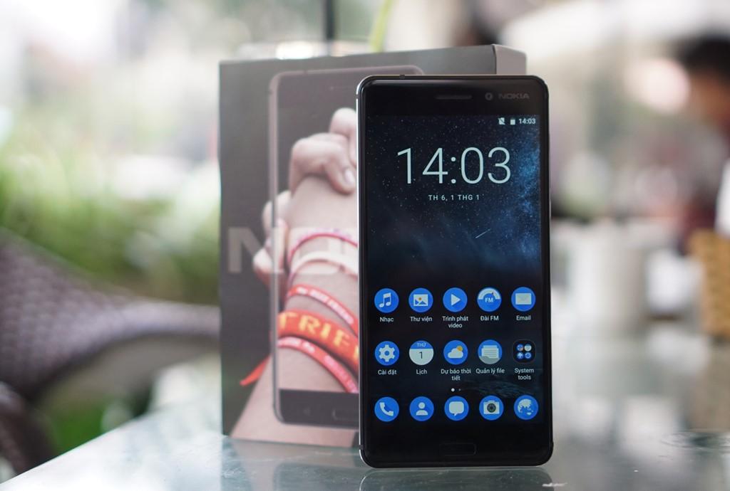 Nokia 6 về Việt Nam: Không thể bình thường hơn - VnReview