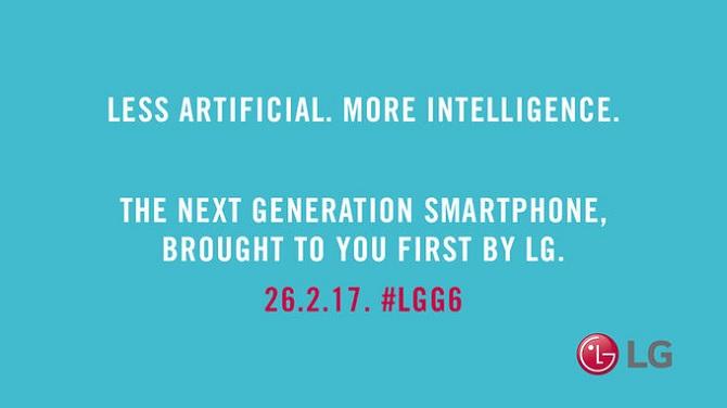 """Quảng cáo LG G6: """"ít nhân tạo"""" và """"thông minh hơn"""""""
