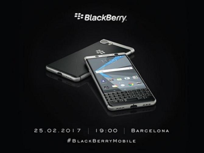 BlackBerry 'Mercury' sẽ trình làng vào ngày 25/2?