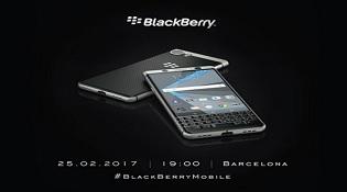 BlackBerry hé lộ mẫu smartphone dùng phím cứng mới