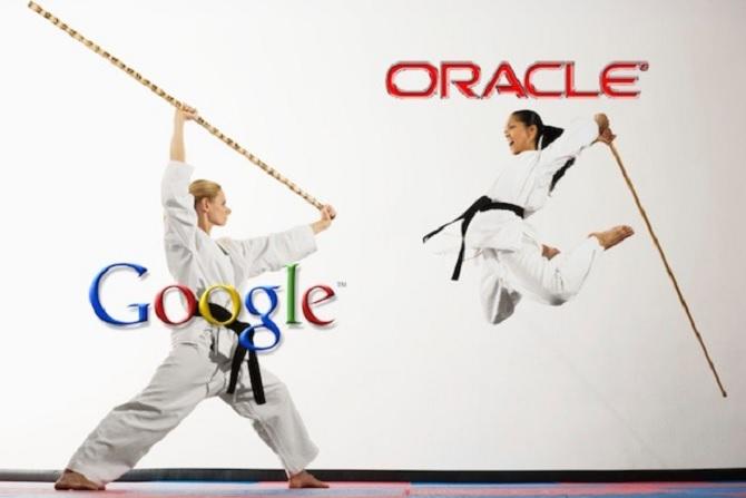 Oracle vẫn cương quyết kiện Google đòi bòi thường 9,3 tỷ USD