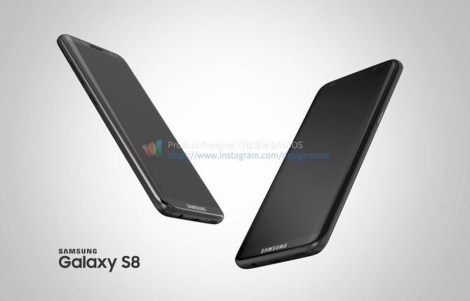 Samsung Galaxy S8 lộ ảnh thiết kế cuối cùng trước khi ra mắt - www.TAICHINH2A.COM