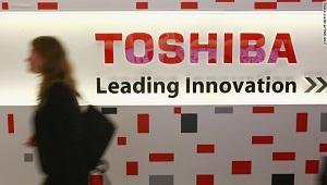 Toshiba có thể nộp đơn xin phá sản