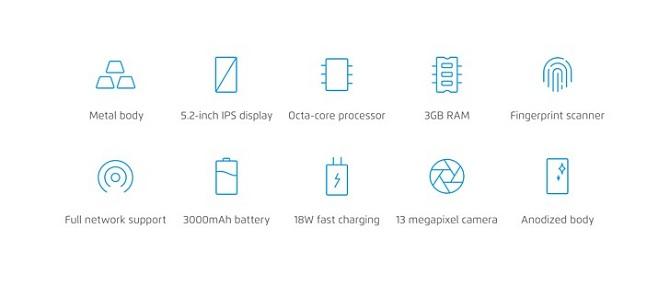 Meizu M5s chính thức trình làng với màn hình 5.2 inch, chip 8 nhân