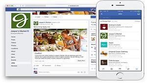 Facebook đã cho phép các công ty đăng tin tuyển dụng