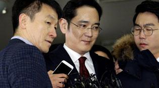 Hàn Quốc xem xét lệnh bắt giữ lãnh đạo Samsung Lee Jae-yong