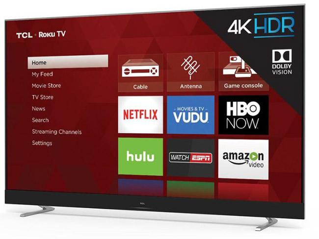 Quá để tâm đến tính năng tivi thông minh (smart TV)