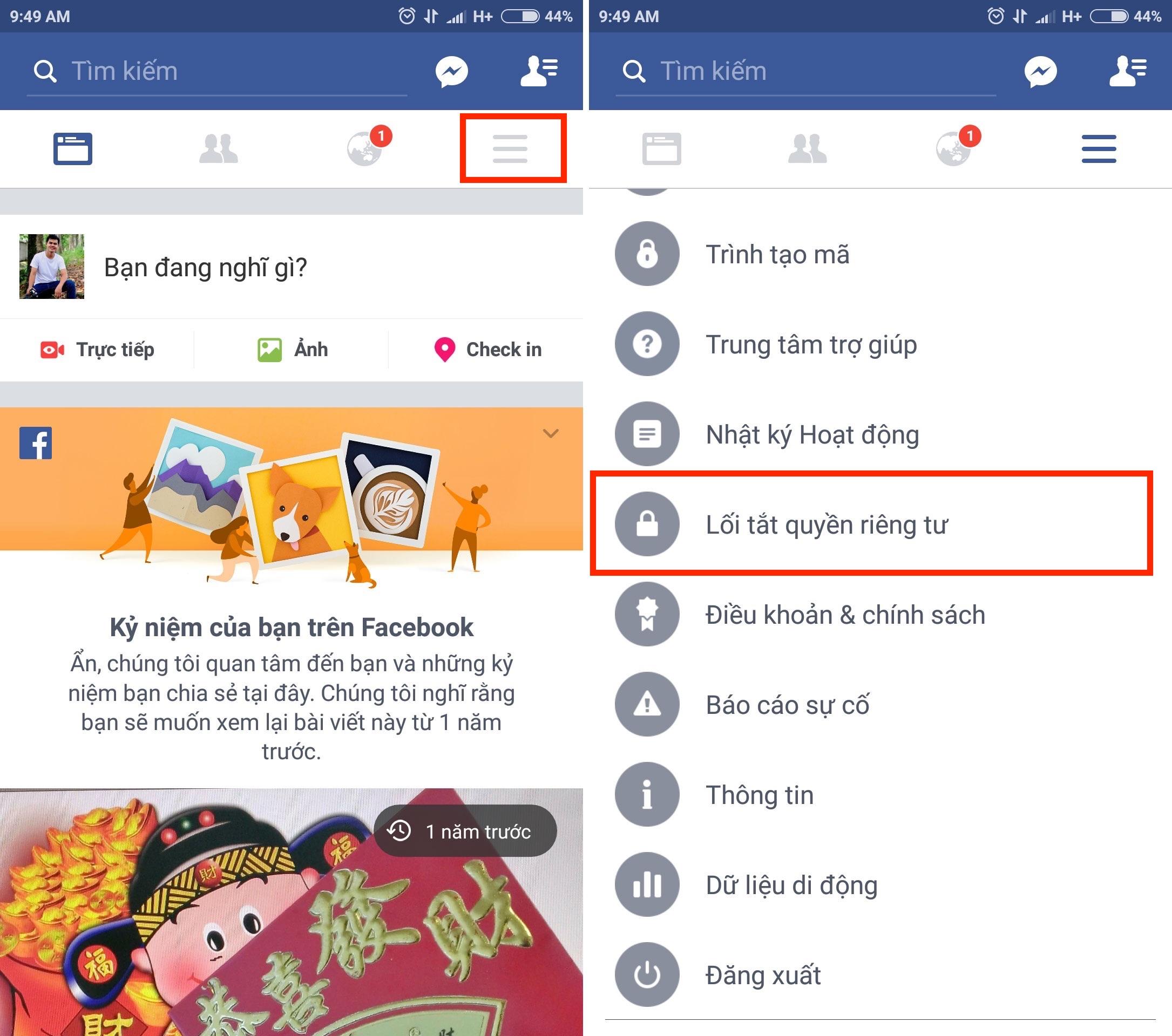 Làm thế nào để chặn ai đó trên Facebook? - ảnh 7