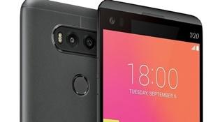 LG V30 sẽ dùng camera kép ở cả mặt trước và sau?