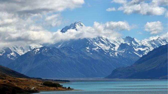 Có một lục địa thứ tám thuộc New Zealand?