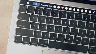Microsoft Office cho Mac đã hỗ trợ Touch Bar