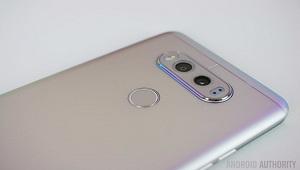 LG G6 có cụm camera kép 13 MP, góc chụp 125 độ