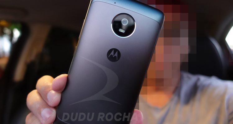Lộ diện ảnh trên tay Moto G5