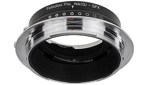 Máy ảnh GFX của Fujifilm có thêm 5 ngàm chuyển đổi