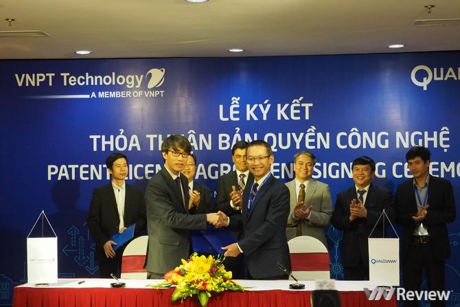 VNPT Technology sẽ sản xuất smartphone chạy vi xử lý Qualcomm