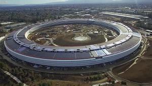 """Trụ sở mới của Apple có tên chính tức là """"Apple Park"""", mở cửa từ tháng 4"""
