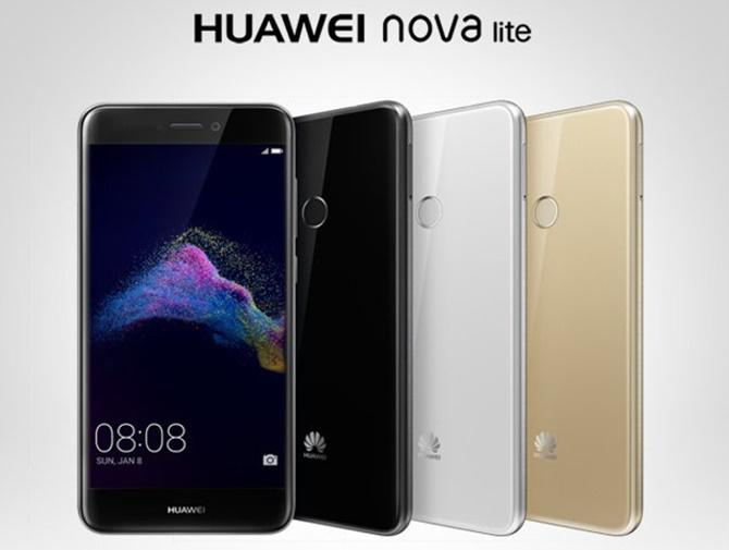 Huawei Nova lite chính thức trình làng với chip Kirin 655, RAM 3 GB