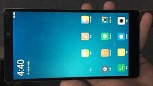 """Một thiết bị Xiaomi """"lạ"""", nghi là Mi 6"""