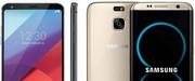 LG G6 và Galaxy S8 bán ra trong tháng Ba và tháng Tư