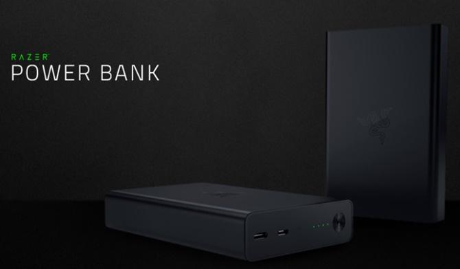 Razer ra mắt sạc dự phòng Power Bank 12.800 mAh, có thể sạc cho laptop qua cổng USB-C