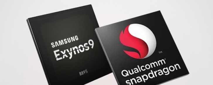 Trận chiến chipset trên Galaxy S8: Snapdragon 835 vs. Exynos 8895