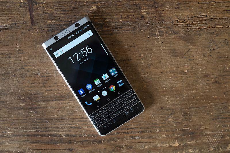 Thông số và cấu hình chính thức của BlackBerry KEYone