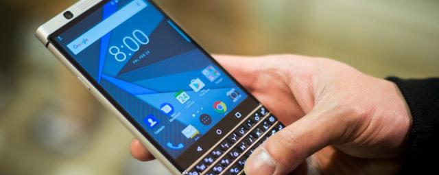 """BlackBerry KeyOne trình làng: """"hồn"""" TCL, """"da"""" BlackBerry, giá 12,5 triệu đồng"""