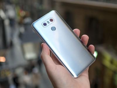 Cận cảnh LG G6 chính thức