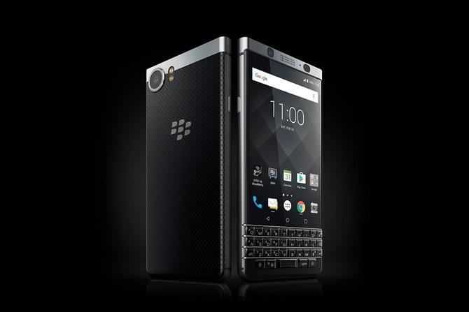Với BlackBerry Keyone, TCL tham vọng tấn công vào thị trường doanh nghiệp