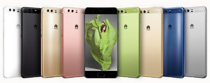 """Huawei P10 và P10 Plus: thiết kế """"hao hao"""" iPhone 7, camera kép Leica cải tiến"""