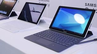 Trên tay Samsung Galaxy Book: sức mạnh của desktop trong thiết bị di động