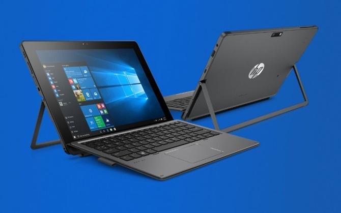 HP chính thức trình làng tablet chuyển đổi HP Pro x2 tại MWC 2017