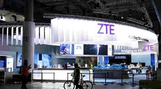 ZTE giới thiệu smartphone 5G đầu tiên trên thế giới