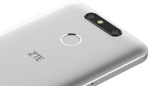 ZTE giới thiệu bộ đôi smartphone dùng camera kép